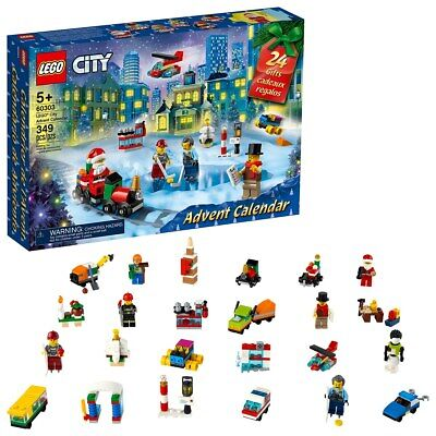 LEGO City Advent Calendar - 60303