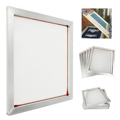 20 X 24 - 6 Pack - Aluminum Frame With 160 Mesh Silk Screen Printing Screens