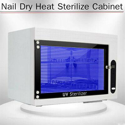 Dry Sterilizer Cabinet Autoclave Magnifier Tattoo Disinfect Salon Machine Nail