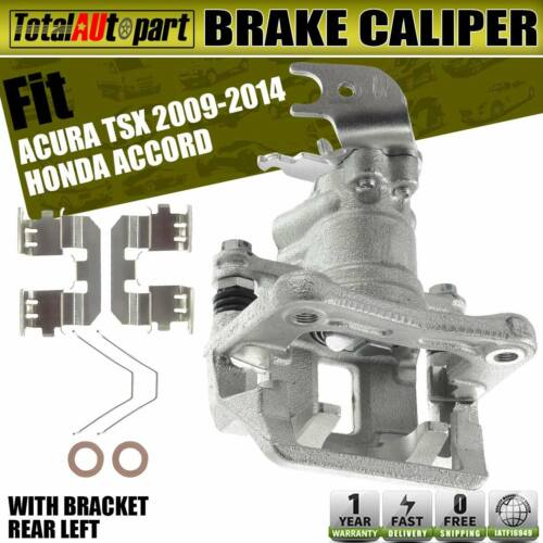 Brake Caliper W/Bracket Rear Left For Honda Accord 2008
