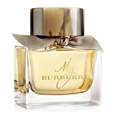 MY BURBERRY women perfume edp 3.0 oz NEW TESTER