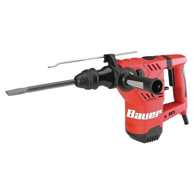 Bauer Rotary Hammer Drill Sds Max-type Pro Variable Speed 10.5a Free Shipping
