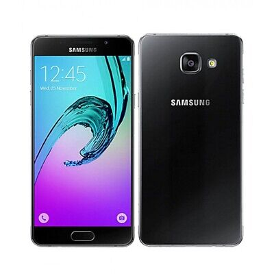 Android Phone - Used Pre-Owned Samsung Galaxy A5 32GB Black - Unlocked (AU Stock)