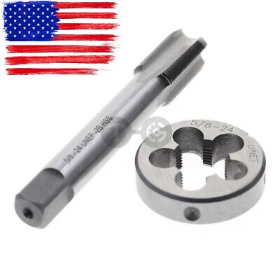 "HSS 3//8-32 UNEF Tap Right Hand Thread Pitch 3//8/""-32 Tool Cutting Consumables"