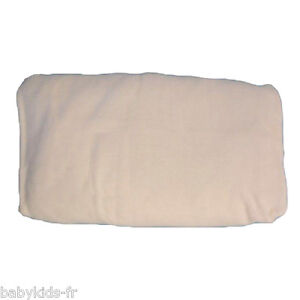 drap housse beige pour matelas nacelle windoo streety quinny pr 233 lude