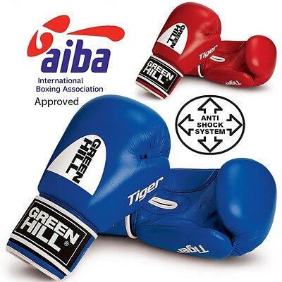 Boxing Gloves Tiger (AIBA)
