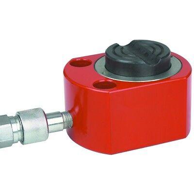 10 Ton Hydraulic Air Short Pump Lift Ram Auto Body Welding Porta Power Jack New