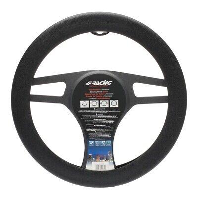 Simoni Racing Coprivolante Universale in Silicone Soft Touch Nero 37>39 cm