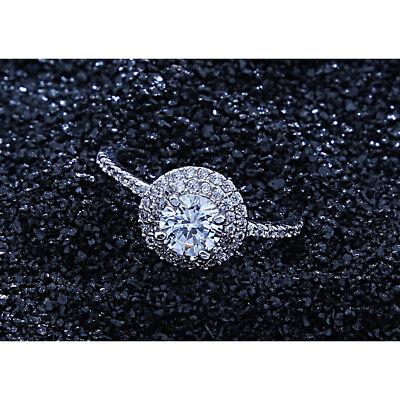 2019 Women Best Friend Zirconia Ring Jewelry Friendship Rings Girl Gift Hot