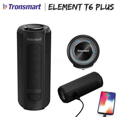 Tronsmart Element T6 Plus Lautsprecher bluetooth 5.0 Subwoofer 6600mAh Bass 6600 Usb
