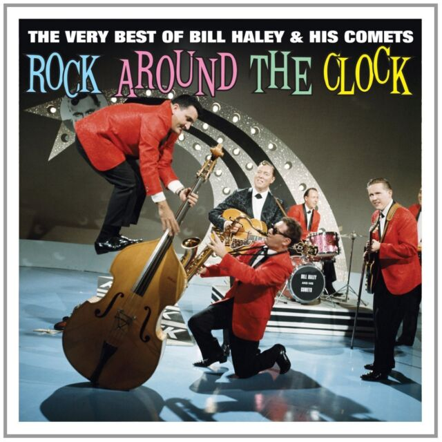 Bill Haley & His Comets - Rock Around The Clock - The Very Best Of (2CD) NEW