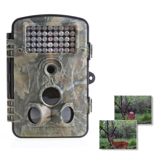 RD1000 HD 12MP 1080P Infrared Trail Hunting Scouting Tril Camera IR LED Night
