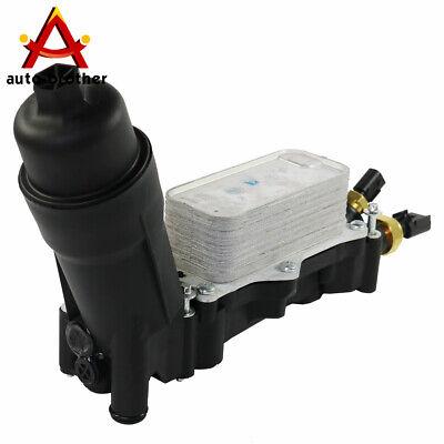 Oil Filter Housing Adapter 68105583AC For Jeep Dodge Chrysler Ram 3.6 V6 2014-17 Jeep Wrangler Oil Filter