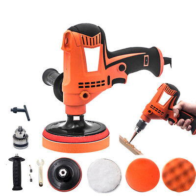220V Multifunction Car Body Waxing Polishing/Electric Drill Machine Repair Tool