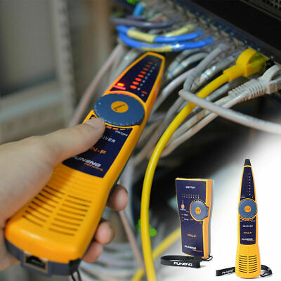Pn-f Lan Network Cable Tester Finder Telephone Wire Tracker Line Diagnose Tracer