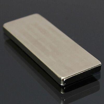 1pc Super Strong Big Block Fridge Magnet 50x20x4mm Rare Earth Neodymium N50