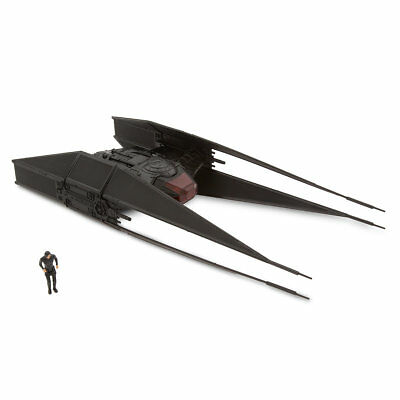 Kylo Ren And Tie Fighter Set Star Wars The Last Jedi New