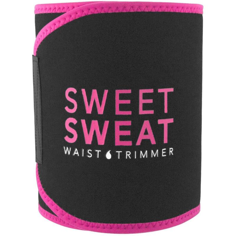 Sports Research Sweet Sweat Waist Trimmer Belt - Medium - Pink