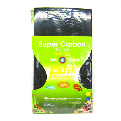 ISTA NO2 /& NO3 Media Filter Sponge 18x10 aquarium foam remove Nitrite Nitrate 45.7 x25.5cm