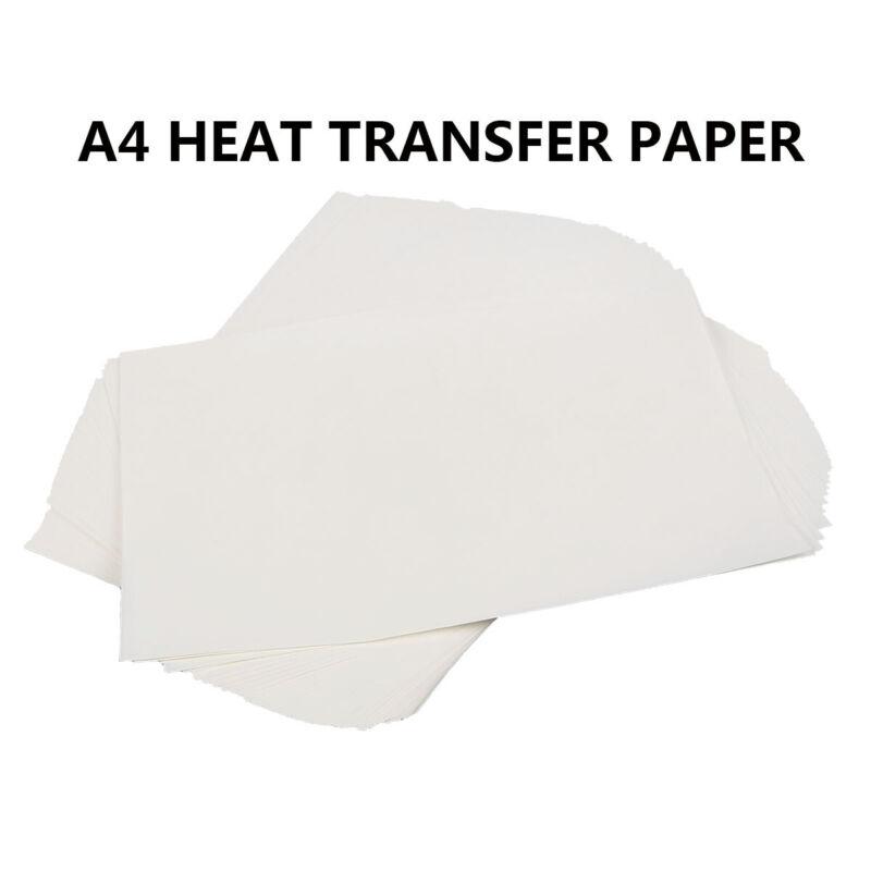 100pcs A4 Paper for Mug Heat Press Machine Print Transfer Sublimation Sheet