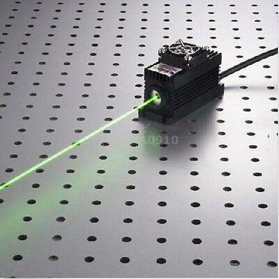 1w High Power 1000mw 532nm Green Laser Diode Module Ttlanalog Tec Cooling