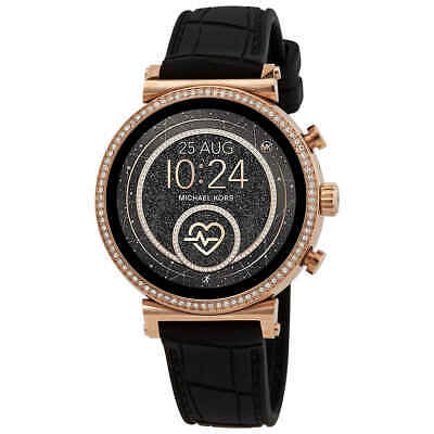 Michael Kors Access Gen 4 Sofie Rose Gold-Tone Smartwatch MKT5069