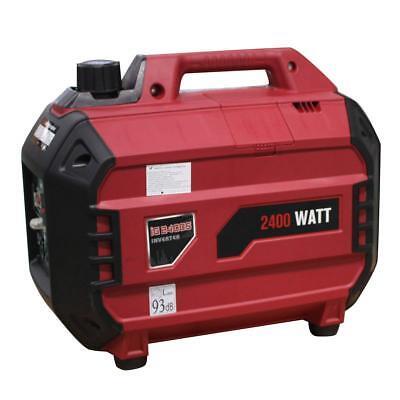 2400 Watt Gasoline Portable Generator Inverter Generator Gas Powered 4 Stroke 11