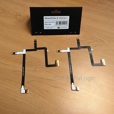 DJI Phantom 2 Vision Plus Part P2VP-20  Ribbon Cable 2pcs - OEM - US Dealer