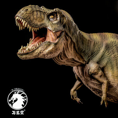 W-Dragon Tyrannosaurus Model T Rex Statue Dinosaur Figure Collector Pre-order - T Rex Model