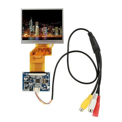 Brand New 3.5 Tft Lcd Multi-role Display 240x320 Rgb Lcd Display Module Kit
