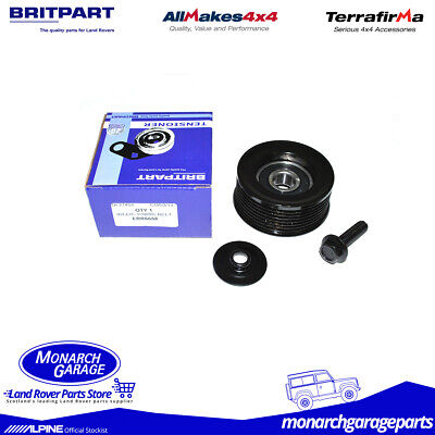 ERR6949 Ancillary Drive Belt Idler Pulley for Land Rover Defender TD5