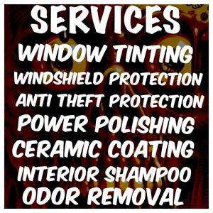 GREAT PRICES ON SERVICES IN LEDUC @ ZOMBIE PROOF TINTING