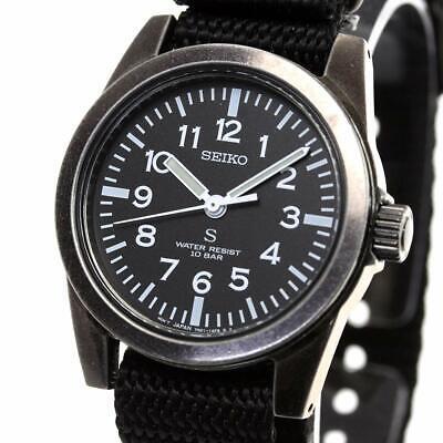 SEIKO SELECTION SUS design reproduction model Men's Watch na