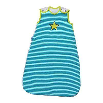 Ziggy Pop Design 0-6m 1.0 Tog - Cool Travel Grobag Baby Safe Sleeping Bag New
