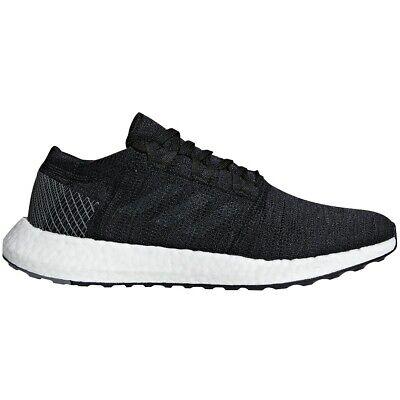 Mens Adidas PureBOOST Go Black Running Sport Athletic Shoes AH2319 Sizes 10-13