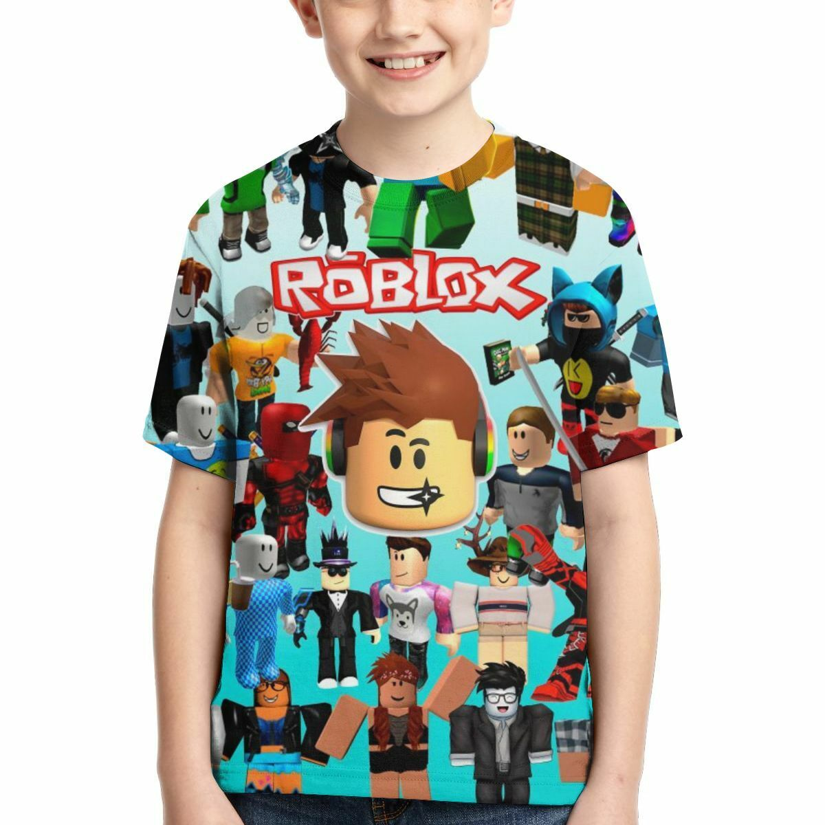 Character Short Sleeve T Shirt Infants Boys Crew Neck Tee Top Regular Fit Stamp