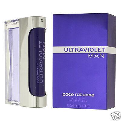 Paco Rabanne Ultraviolet Man Eau De Toilette EDT 100 ml (man)