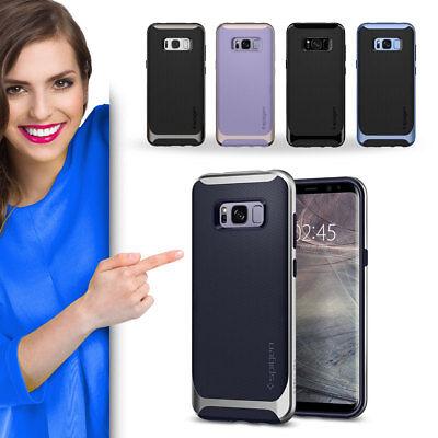 Spigen Neo Hybrid für Samsung Galaxy S8 Schutzhülle Case Cover Handy Etui Neo Hybrid