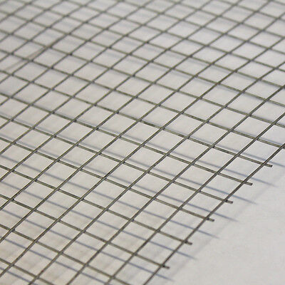 Galvanised Welded Wire Mesh Panels | 19 Gauge | 10Pk | 0.91m x0.60m | 13mm Hole