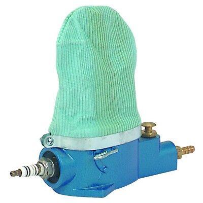 Pneumatic Air Blaster Spark Plug Cleaner Tool & Blasting Abrasive