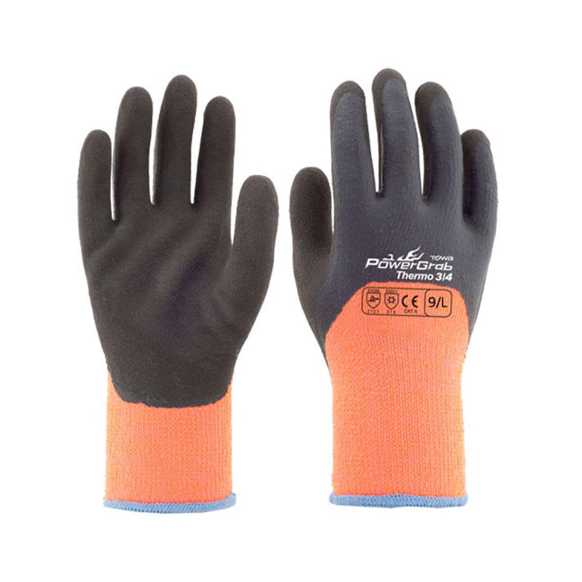 nitrilo, talla 6-12, 6 pares, talla 7 Guante OX-ON Flexible Supreme Guantes de trabajo