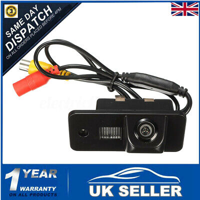 CCD Car HD Rear View Night Vision Reverse Reversing Camera For Audi A3 A4  A6
