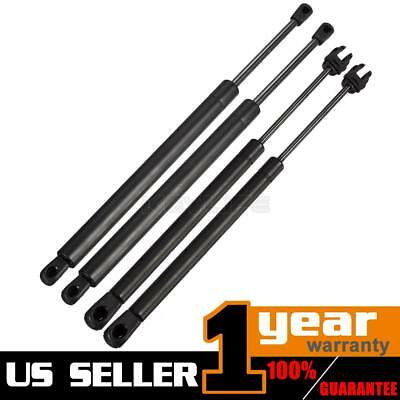 Magnum Trunk - for 2005 06 07 2008 Dodge Magnum 4x Front Hood Rear Trunk Lift Supports Struts