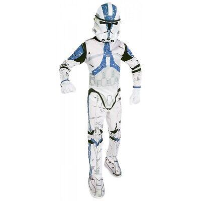 Clone Trooper Costume Kids Star Wars Halloween Fancy - Clone Trooper Halloween Kostüme