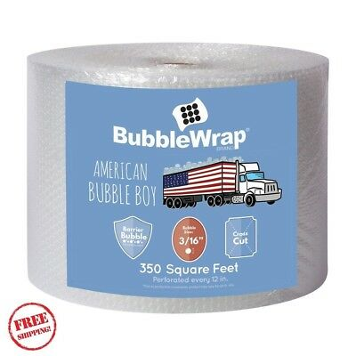 Bubble Wrap For Sale Shipping Fragile Packing Moving Cushioning Protect Dishes