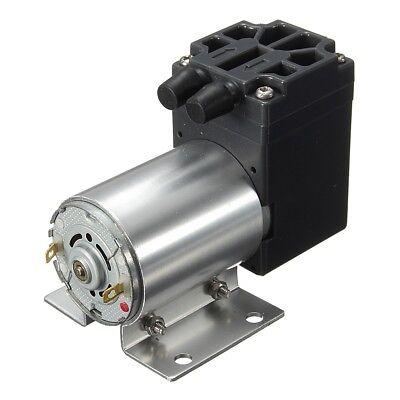 New Dc12v Mini Vacuum Pump Negative Pressure Suction Pump 5lmin 120kpa