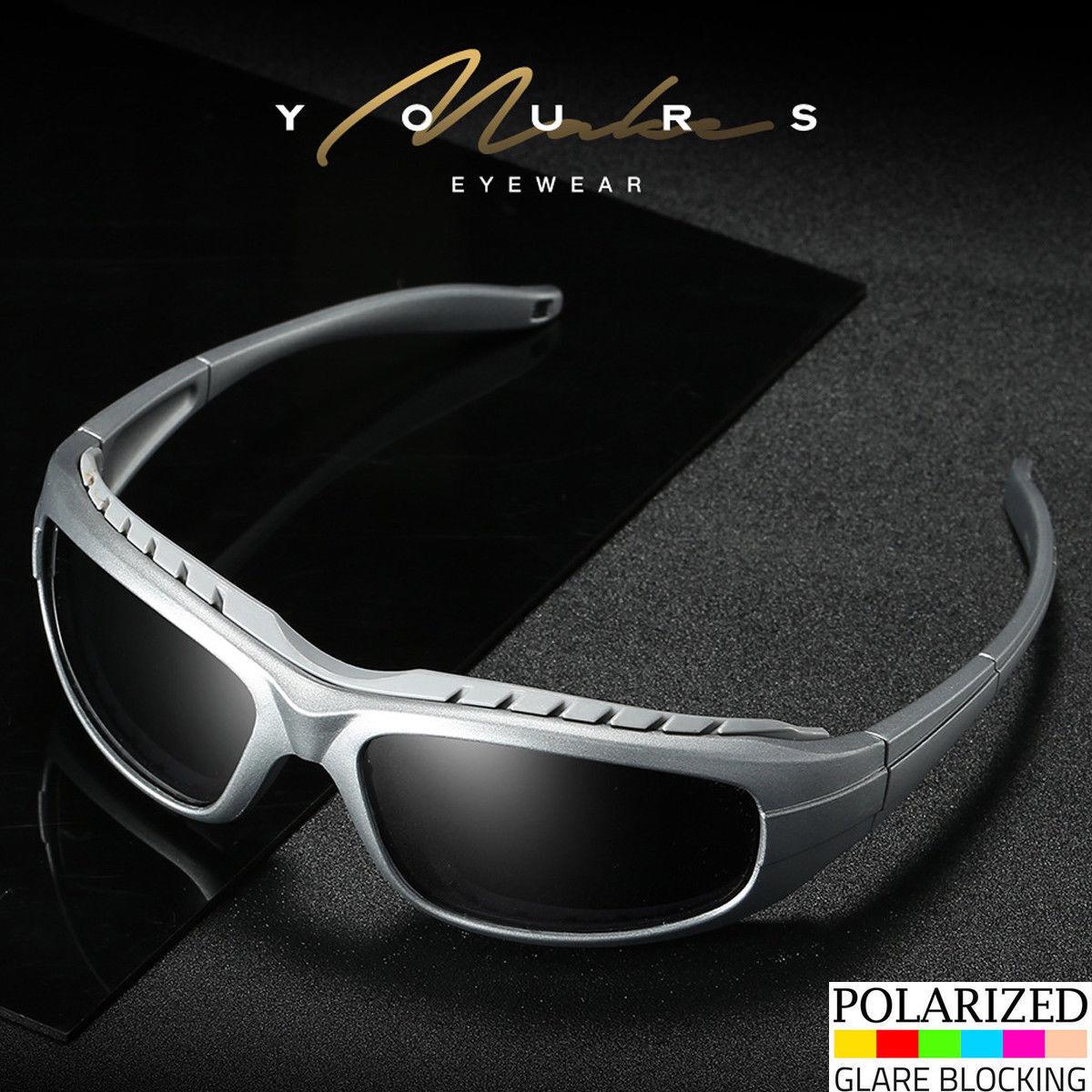 ... очки Polarized Anti Glare Padded Wind Resistant Sunglasses Motorcycle  Riding Glasses - 253385619058 - купить на eBay.com (США) с доставкой в  Украину ... 55fb3aebe2f