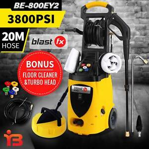 Blast FX 3800PSI Electric Pressure Washer with Floor Cleaner Fairfield Fairfield Area Preview