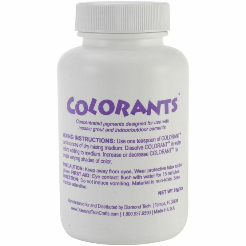 COLORANT 3OZ-CHARCOAL