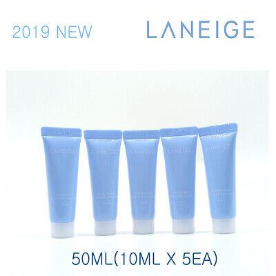 Laneige Water Bank Moisture Cream EX  50ml (10ml x 5ea) Moisturizing K-Beauty
